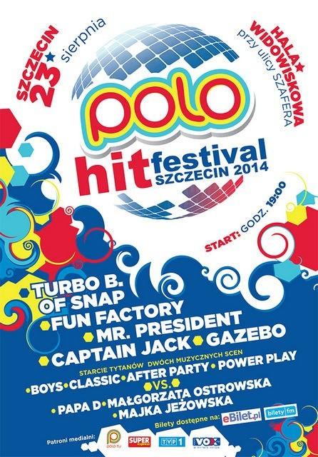 POLO Hit Festiwal Szczecin 2014