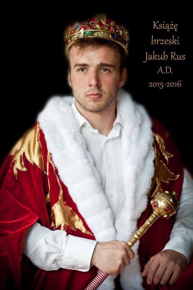 Jakub Rus jest drugim księciem wybieranym w wyborach przez brzeżan.