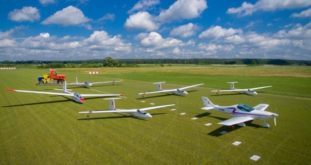 Flota lotnicza Pronaru
