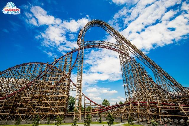 Roller coastery Hyperion i Zadra wśród najlepszych w Europie