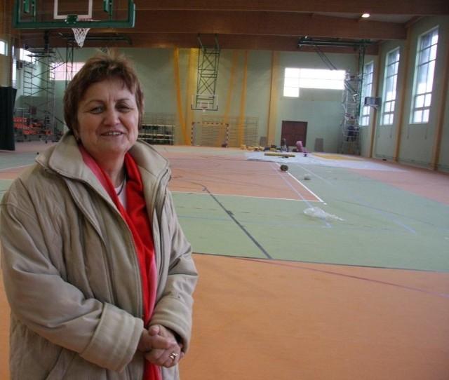 Dyrektor szkoły Agnieszka Dziechcińska: - To było moje marzenie.