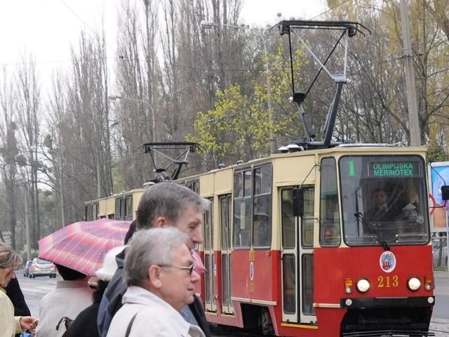 Według Ruchu Palikota korzystniejsza dla torunian byłaby linia tramwajowa na lewy brzeg Torunia niż do Portu Drzewnego
