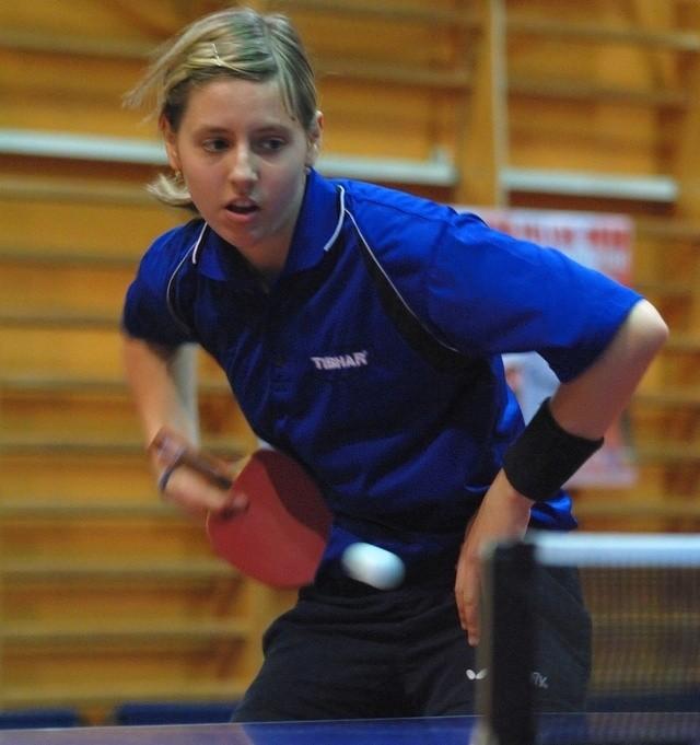 Martyna Moskwa zdobyła w dwumeczu 4 punkty.