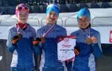 Zawodniczki IKN Górnik Iwonicz-Zdrój stawały na podium Mistrzostw Polski w biathlonie. Amelia Jakieła podwójną medalistką