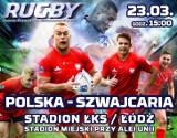 Firma Tomadex wspiera reprezentację. Polska kadra rugby gra w Łodzi