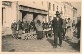 Niezwykłe zdjęcia Jasła z okresu przed i w trakcie II wojny światowej. Tak wyglądało miasto, nim zniszczyły je wojenne działania
