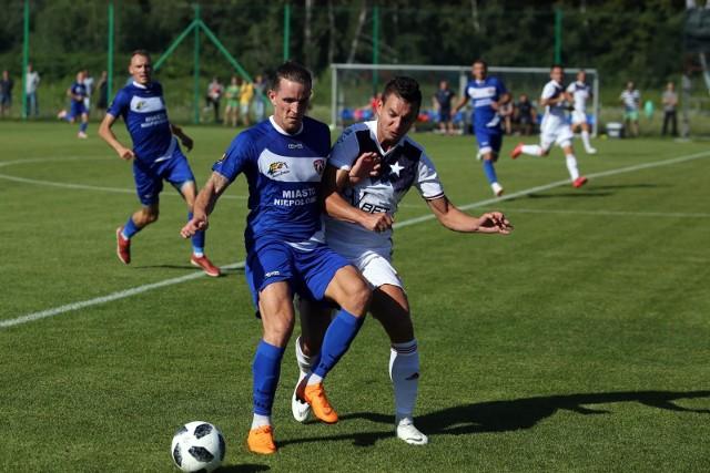 Marek Kuzma uratował remis dla Puszczy
