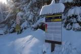 Zimowe Tatry. W weekend w górach było pięknie. Wycieczka do Doliny Małej Łąki i na Przysłop Miętusi [ZDJĘCIA]