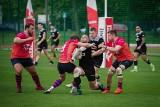Ekstraliga rugby. Braterski bój w meczu na szczycie