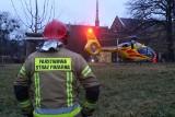 We Wrocławiu przybywa chorych. Brakuje karetek, do ludzi jeżdżą strażacy