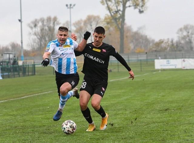 Świt w poprzednim sezonie rywalizował z Cracovią Kraków