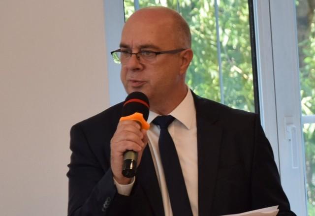 Piotr Liżewski złożył rezygnację z funkcji komendanta Straży Miejskiej w Ostrołęce