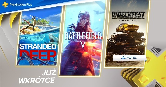 Gry PlayStation Plus maj 2021 - gry za darmo [PS PLUS 05.2021 GRY MAJ 2021]