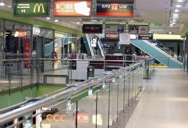 W niedzielę 8  kwietnia sklepy w galeriach handlowych będą zamknięte.