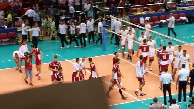 Liga Światowa siatkówki. Polska - Iran 3:0