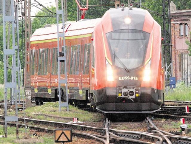 Podróżni muszą liczyć się z utrudnieniami w ruchu pociągów.