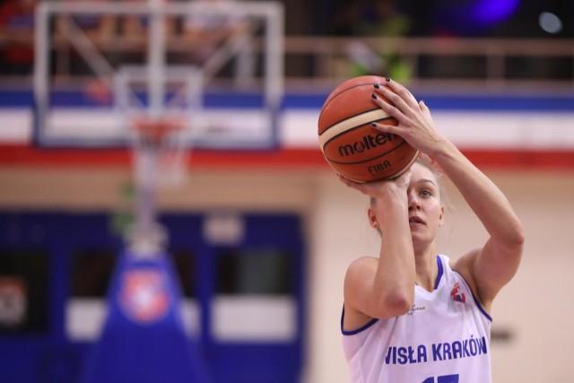 Gabija Meskonyte zdobyła 17 punktów