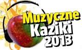 Muzyczne Kaziki 2013. Rusza głosowanie, wybierz swoich faworytów (klasyfikacja sms)