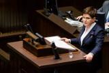 Sejm: Wniosek o wotum nieufności dla rządu odrzucony. Premier Szydło: To stek kłamstw i oszczerstw