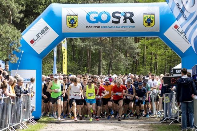 Bieg o koronę księżnej Dąbrówki to jedna z pierwszych imprez biegowych w Wielkopolsce rozgrywanych po pandemii