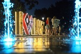 Lublin świeci przykładem. Jak wygląda stolica województwa lubelskiego nocą w obiektywie użytkowników Instagrama? Zobacz koniecznie