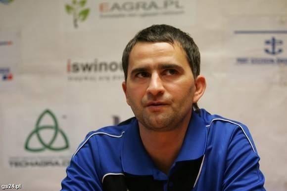 Zdaniem trenera Kafarskiego, przed meczem ze Stomilem są dwie-trzy niewiadome odnośnie składu Floty.