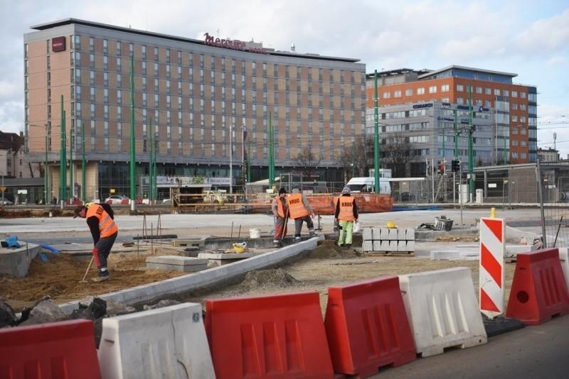 Kaponiera stała się już synonimem opóźnień w remontach na poznańskich drogach. Pierwotnie chciano ją przebudować na piłkarskie mistrzostwa Euro 2012.