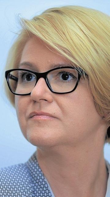 A. Kozłowska-Rajewicz ma pracować w komisji zatrudnienia