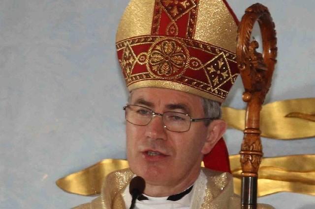 Ks. bp Jan Wątroba przyznaje, że nie zna Kościoła rzeszowskiego. W pamięci utkwiły mu dwa spotkania z rzeszowskimi pielgrzymami.