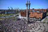 """""""Solidarność"""" chce zablokować obchody rocznicy 4 czerwca 1989 na placu Solidarności pod pomnikiem Poległych Stoczniowców"""