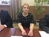 Teresa Strękowska, wójt gminy Nowinka w rozmowie na temat szczepień przeciwko COVID-19