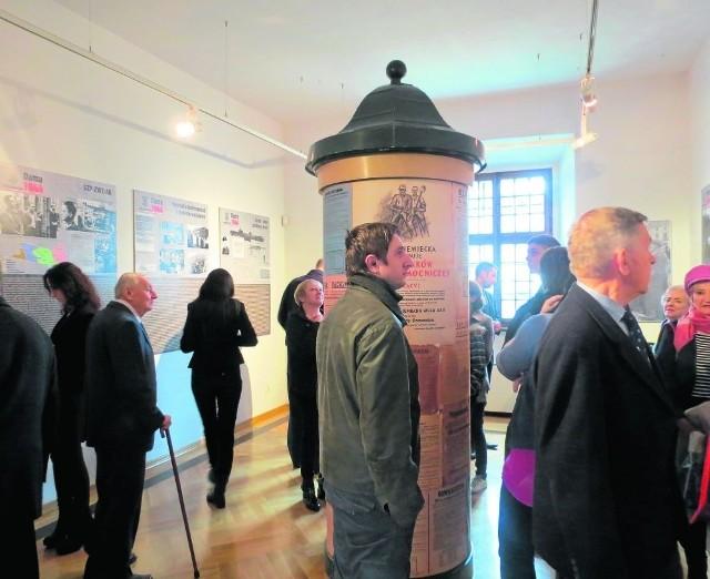 """W muzeum otwarta została wystawa """"Duma miechowska"""""""