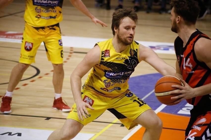 Filip Małgorzaciak był najskuteczniejszym zawodnikiem całego spotkania