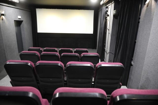 Na platformie mojeekino.pl można wybrać wirtualną salę ulubionego kina