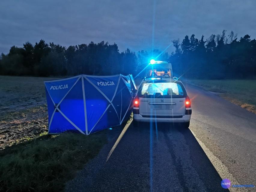 Śmiertelny wypadek w gminie Włocławek