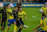Arka Gdynia - Górnik Zabrze 1:2 RELACJA, ZDJĘCIA Górnik wygrał bez Angulo. Piękne gole Koja i Manneha