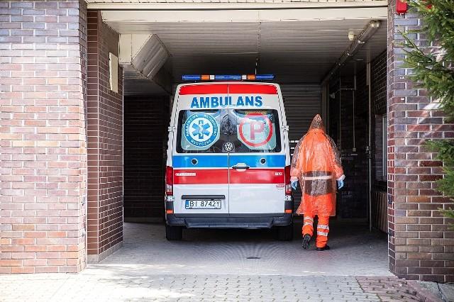 Siedemnaście nowych przypadków zakażenia koronawirusem w Podlaskiem