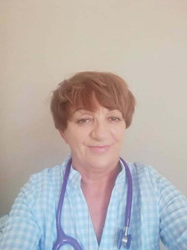 Jolanta Bidas, pediatra i pulmonolog będzie leczyć od sierpnia w przychodni Św. Rity w Skalbmierzu.