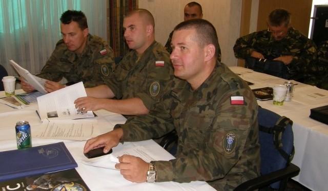 W szkoleniu w Niemczech uczestniczyła grupa żołnierzy z międzyrzecko-wędrzyńskiej brygady.