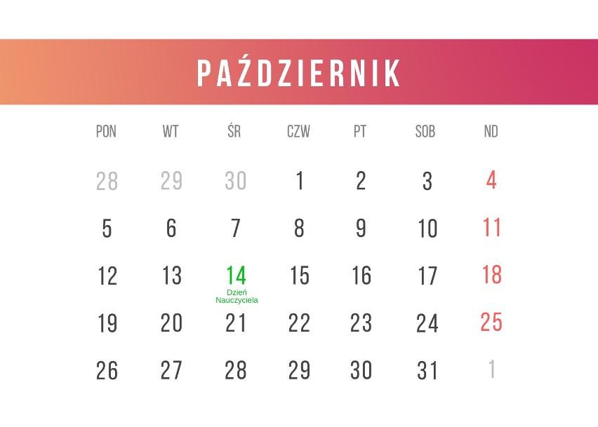 Kalendarz roku szkolnego 2020/2021 NOWE TERMINY. Kiedy są ferie zimowe, święta, wakacje, dni wolne od szkoły? Nowy kalendarz szkolny