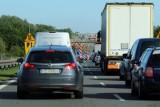 Ogromny korek na autostradzie A4 pod Wrocławiem. Co się tam dzieje?
