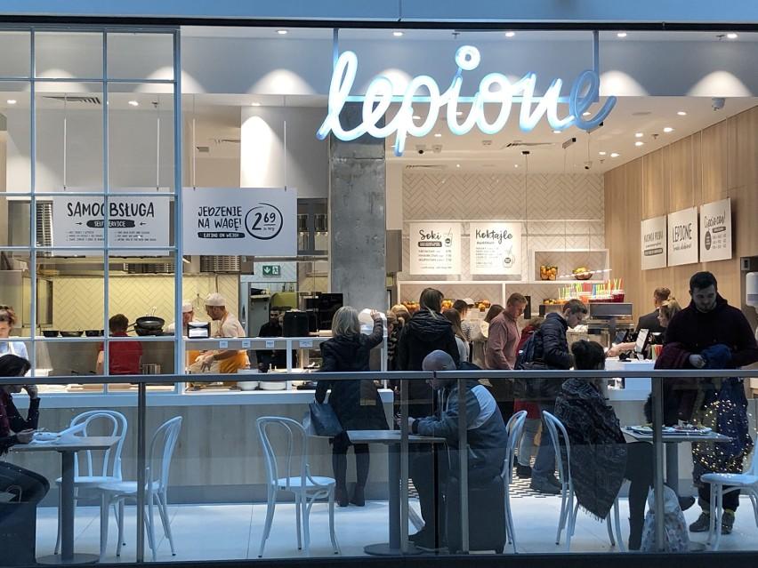 5885cf7919512a Lepione to nowe miejsce na mapie kulinarnej Kielc w Galerii Echo ...
