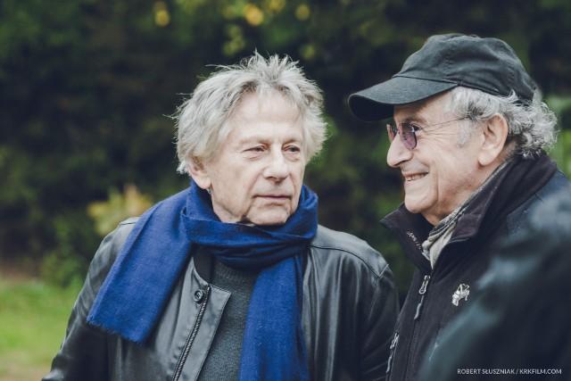Roman Polański i Ryszard Horowitz ze wzruszeniem wspominali okres swego dzieciństwa w Krakowie