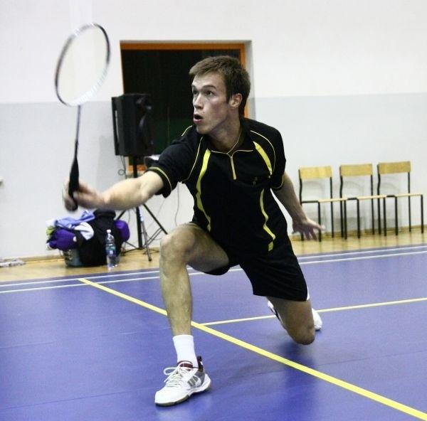 Michał Rogalski poprowadził drużynę z Białegostoku do zwycięstwa