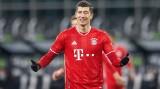 Liga niemiecka. 20. bramka Roberta Lewandowskiego. Bayern Monachium przegrał z Borussią Moenchengladbach mimo prowadzenia 2:0 [WIDEO]