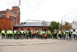 Hołd Dla Ani - Charytatywny Ultramaraton Kolarski przejechał przez Żnin [zdjęcia, wideo]
