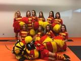 Jagiellonia Białystok ma swoje cheerleaderki. Zobaczcie, jak Jaga Girls dopinguje naszych piłkarzy [ZDJĘCIA]