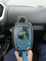 Policja Krosno Odrzańskie. Kierowca jechał 110 km/h przez Maszewo. Został zatrzymany przez policję i stracił prawo jazdy