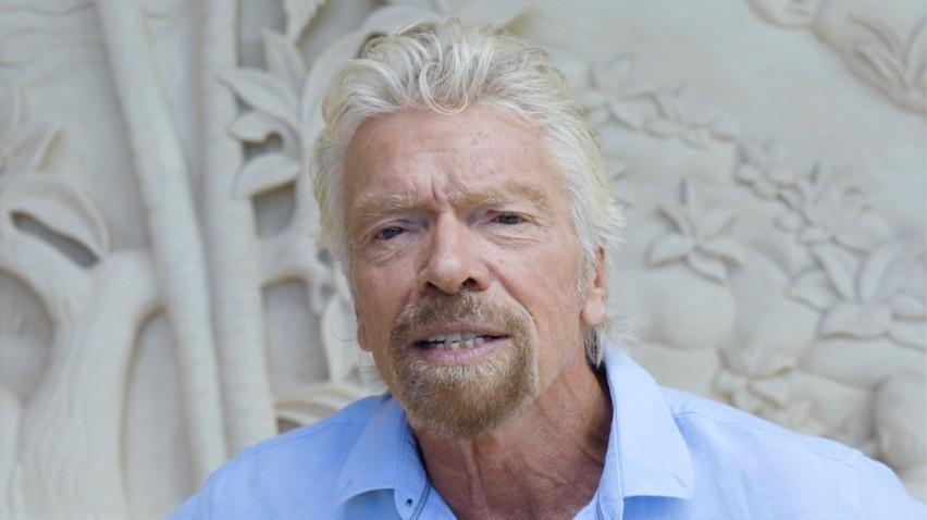 Miliarder Richard Branson leci w kosmos! Gdzie oglądać historyczny lot na żywo? Transmisja online