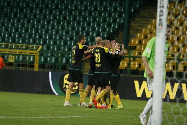 GKS Katowice - Rozwój Katowice 2:2